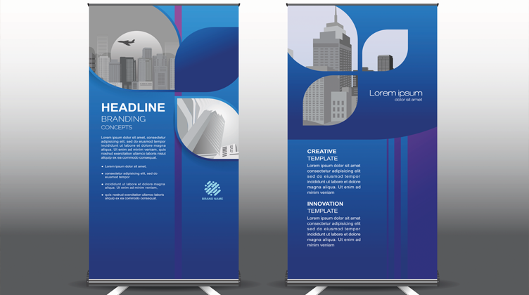 Sports Retractable Banners